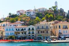 Poros island - greece Stock Photography