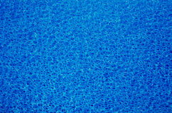 Porous blue background Stock Photo