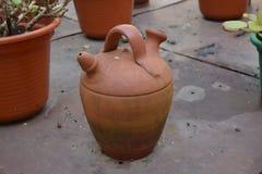 Porous clay Royalty Free Stock Photo