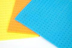 Porous plastic Stock Photo