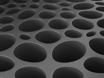 The porous structure. Royalty Free Stock Images