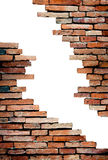 Porous wall for background Royalty Free Stock Images