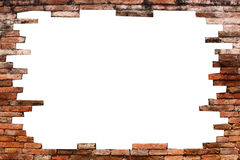 Porous wall for background Royalty Free Stock Photo