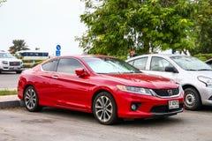 porozumienie Honda zdjęcie stock