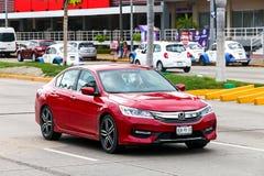 porozumienie Honda zdjęcia royalty free