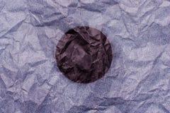 Porpora blu scuro nera del fondo con il posto per testo Fotografia Stock Libera da Diritti