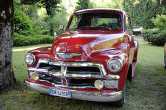 PORRETTA TERME, ITALY - June 2013: classic old Che Royalty Free Stock Photography