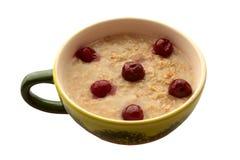 Porridge_ Stock Photo