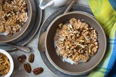porridge Fotografía de archivo