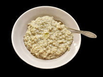 Porridge Royalty Free Stock Photography