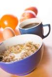 Porridge Fotografia Stock Libera da Diritti