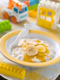 Porridge for baby Royalty Free Stock Photo