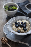 Porridge Stock Photography