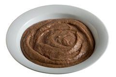 Porridge bowl Royalty Free Stock Images