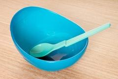 Porridge bowl Royalty Free Stock Photography