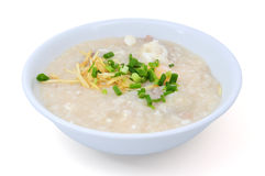 Porridge cinese Fotografia Stock