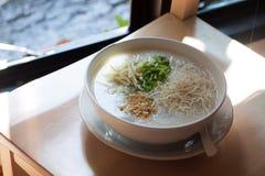 Porridge del riso Immagine Stock Libera da Diritti