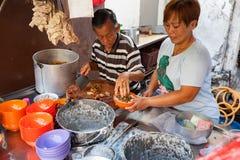 Porridge del riso Fotografia Stock Libera da Diritti