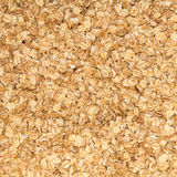 Porridge oats background texture. Diet nutrition. Stock Photography