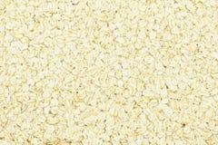 Porridge oats or oatmeal background Stock Image