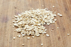 Porridge oats Royalty Free Stock Images