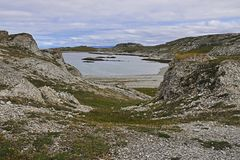Porsanger fiord 1 Royalty Free Stock Photos