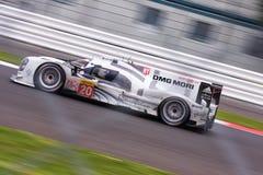 Porsche 919 σε Silverstone στοκ φωτογραφία