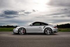 Porsche 997 τούρμπο στοκ φωτογραφίες με δικαίωμα ελεύθερης χρήσης