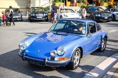 911 porsche Royaltyfri Fotografi