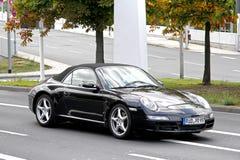 Porsche 911 991 Royaltyfri Foto
