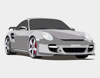 Porsche Royalty Free Stock Photos