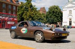 Porsche 1977 928 Fotografie Stock Libere da Diritti