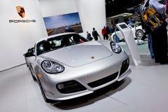 Porsche 2012 NAIAS Detroit Royalty-vrije Stock Afbeeldingen