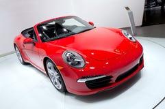 Porsche 2013 911 Photo stock