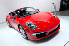 Porsche 2013 911 Stockfoto