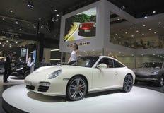 Porsche Foto de Stock Royalty Free