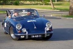 Porsche 356 B Cabrio fotografia stock libera da diritti