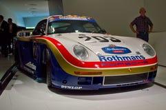 Porsche 961 Stock Afbeelding
