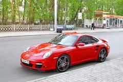 Porsche 911 Immagine Stock Libera da Diritti