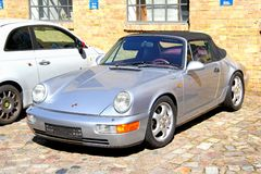 Porsche 964 911 Royalty-vrije Stock Afbeeldingen
