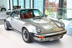 Porsche 911 Imagen de archivo libre de regalías