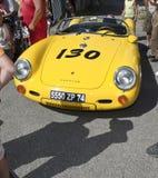 Porsche 550 Spyder Immagini Stock Libere da Diritti