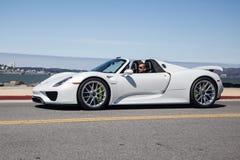 Porsche 918 Lizenzfreie Stockfotografie