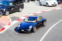 Porsche 991 911 Arkivbilder