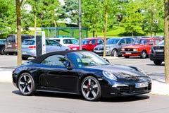 Porsche 911 (991) Arkivbild