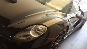Porsche 918 fotografia stock