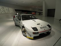 Porsche 924 Στοκ εικόνες με δικαίωμα ελεύθερης χρήσης