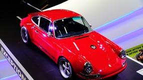 2018 Porsche Stock Afbeelding