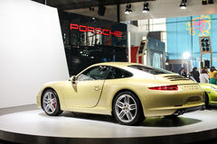 Porsche 911. The Porsche 911 is from the German city of Stuttgart company produced cars porsche. Ferdinand Alexander Porsche ( Ferdinand Alexander Porsche ) Royalty Free Stock Photo