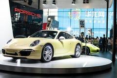 Porsche 911 Arkivfoton